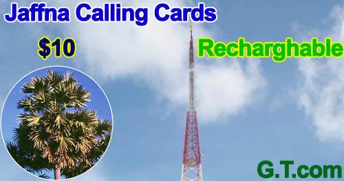 jaffna calling cards