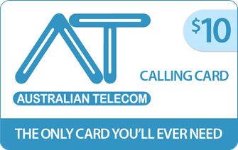Australia Phone Card