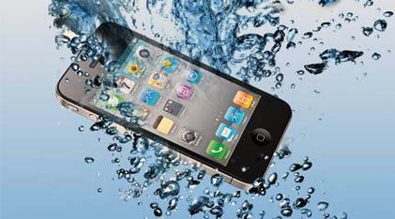Smartphone Dropped in Water