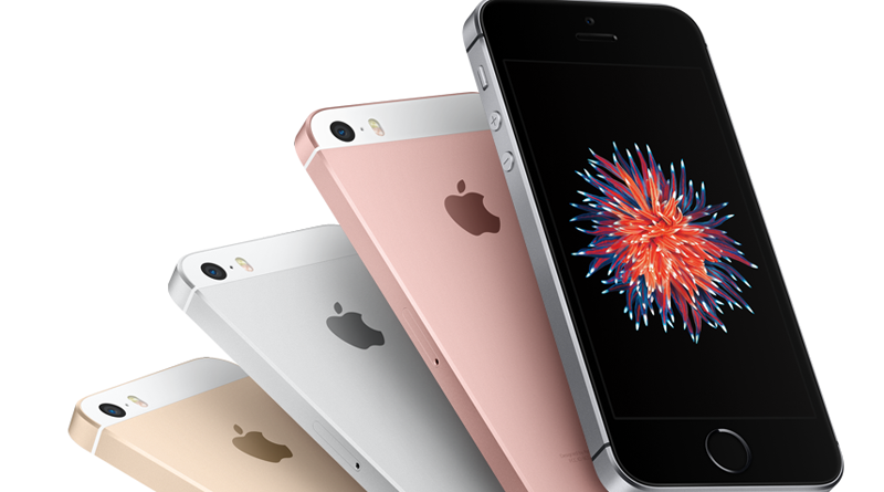 iPhone SE can be purchase with zero interest payment