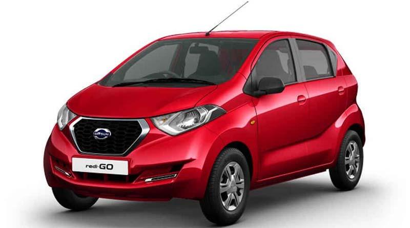 Datsun redi GO is now available in Sri Lanka market