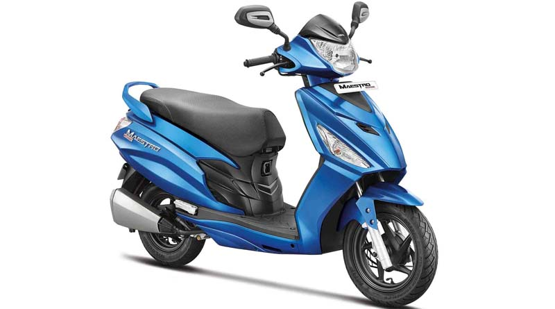 Hero scooter price