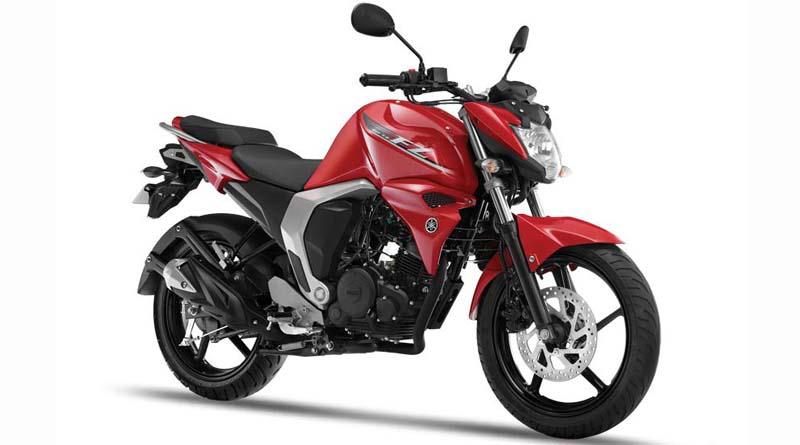 Yamaha FZ-S FI Motorcycle
