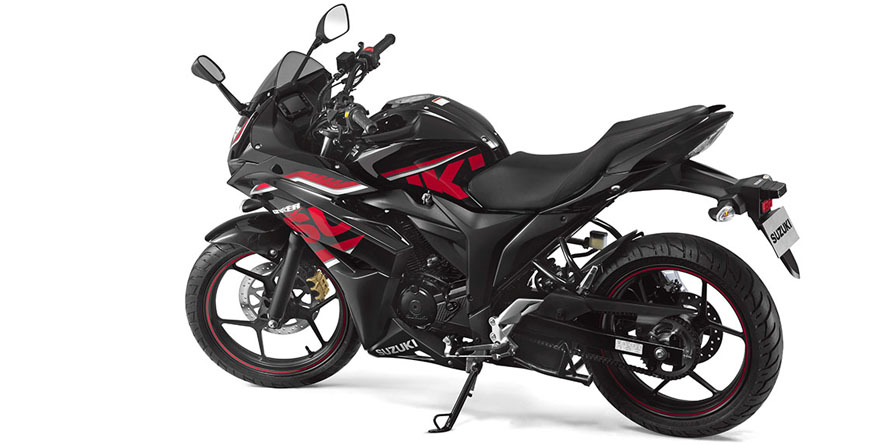 Suzuki Gixxer Sf Motorcycle Is Now Available In Many Countries