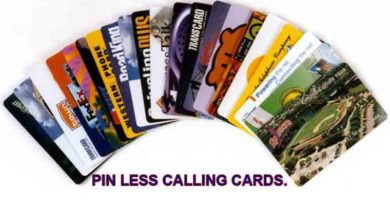 Offer on Calling cards