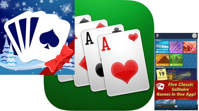 Solitaire Game Available For Smartphone And Tablet