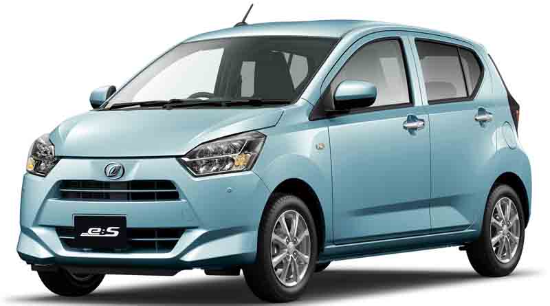 Daihatsu Mira 2018 Is Now Available In Srilanka At Affordable Price