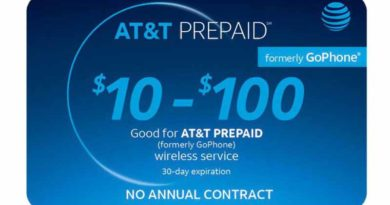 AT&T Pre-Paid Phone Cards