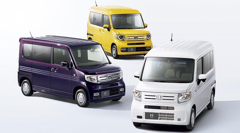 Honda N VAN Is Nowsold In Japan As A Commercial Vehicle