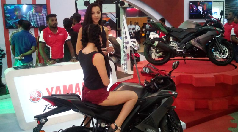 Colombo Motor Show