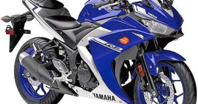 Yamaha R3 and R15