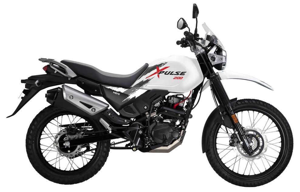 Hero Xpulse 200 Is The Latest Indian Adventure Motorbike