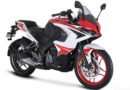 Pulsar RS200 Racing Red