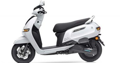 TVS Electric Scooter