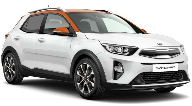 Kia Stonic Is A Comfortable Family Suv For To Go With Fun
