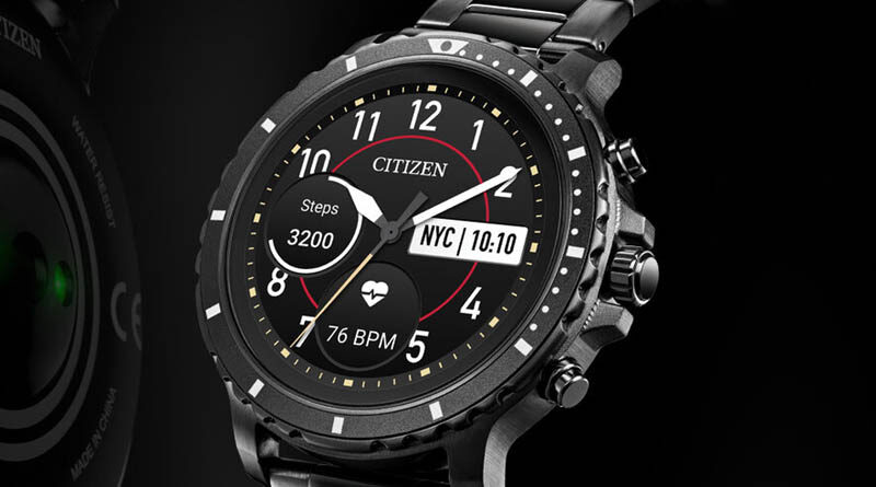 Citizen Smartwatch