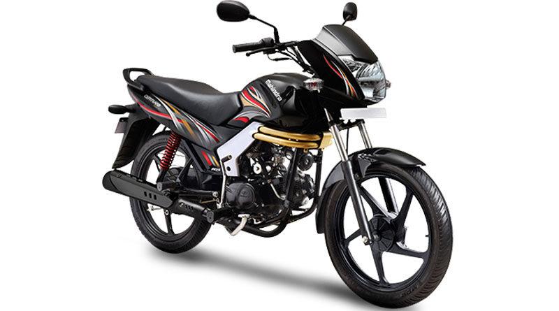 Centuro 110 Motorcycle